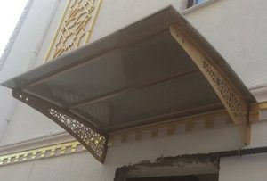 Ottoman Door Canopies Series 2