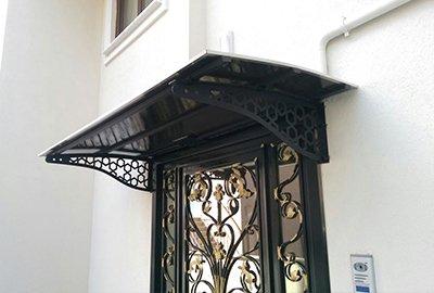 Ottoman Door Canopies Series 3