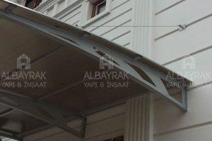 Karaköy Sundurma Uygulama Modelleri